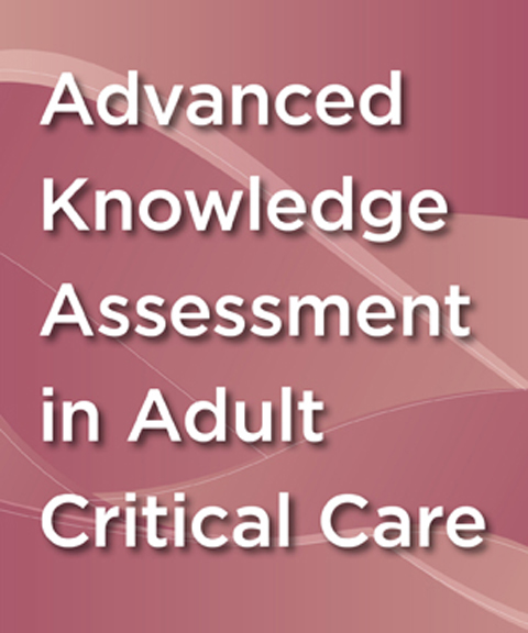 Advanced Knowledge Assessment Adult