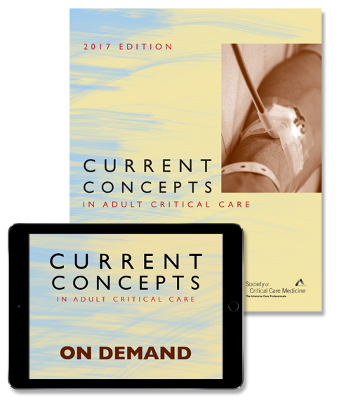 Current Concepts in Adult Critical Care 2017 Bundle