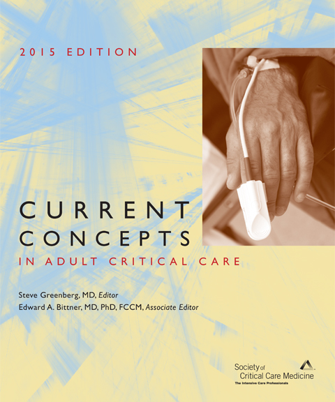 Current Concepts in Adult Critical Care 2015 Print