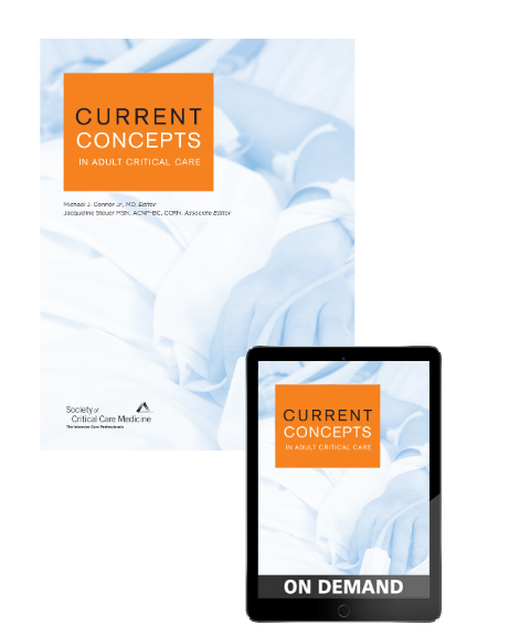 Current Concepts in Adult Critical Care 2020 Bundle