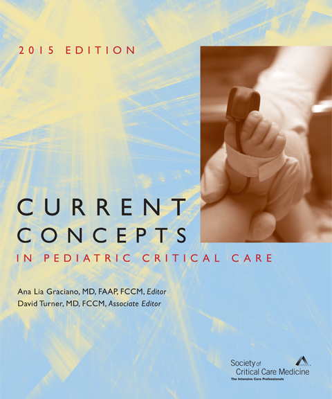 Current Concepts in Pediatric Critical Care 2015 Print