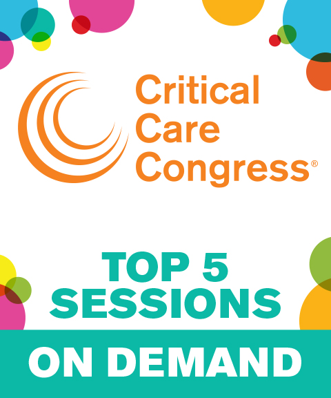 48th Critical Care Congress 2019 Top 5 Sessions On Demand