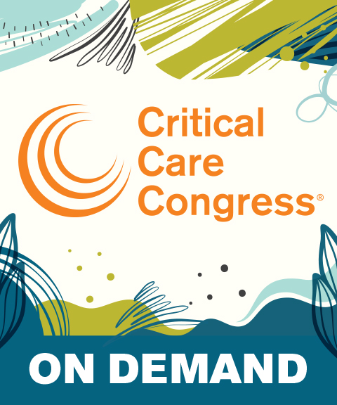 49th Critical Care Congress On Demand
