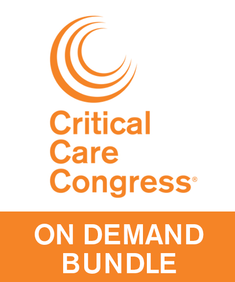 2020 Critical Care Congress On Demand Bundle
