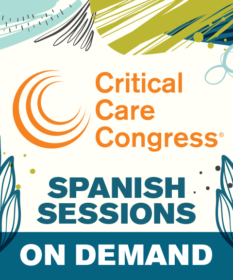 49th Critical Care Congress 2020 Spanish Sessions On Demand