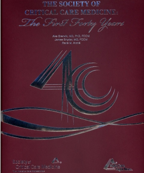 SCCM: The First Forty Years Hard Cover