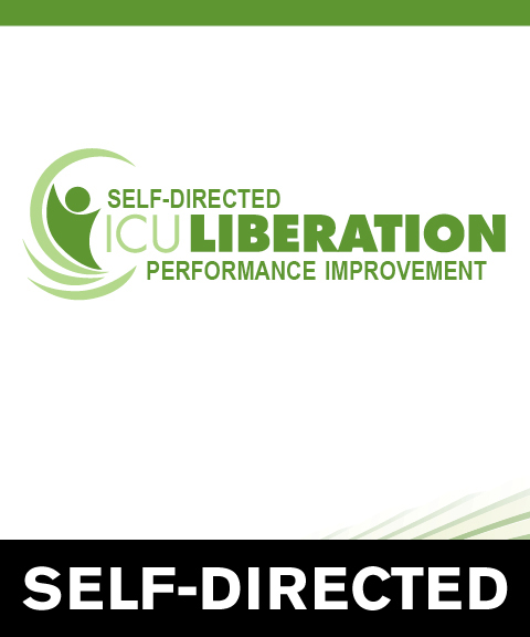 Self-Directed ICU Liberation Performance Improvement