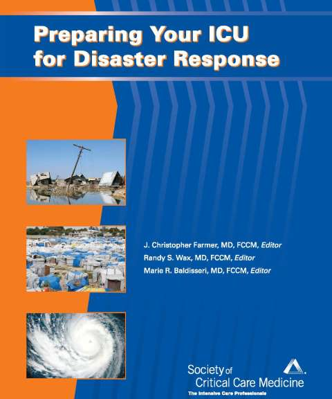 Preparing Your ICU for Disaster Response eBook