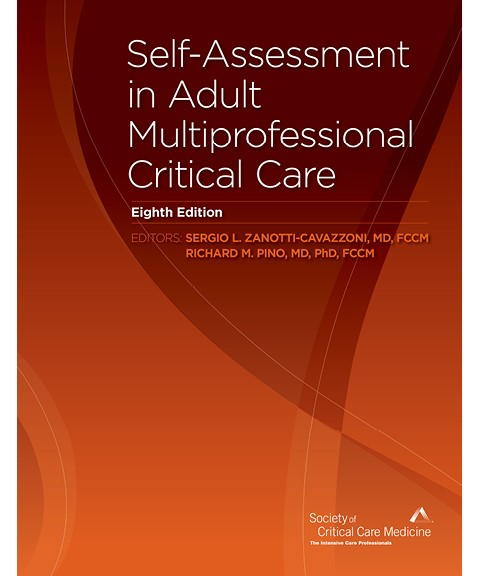 Sccm | Self-Assessment: Adult