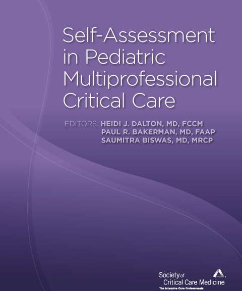 Self-Assessment Peds Multiprofessional Critical Care, Print