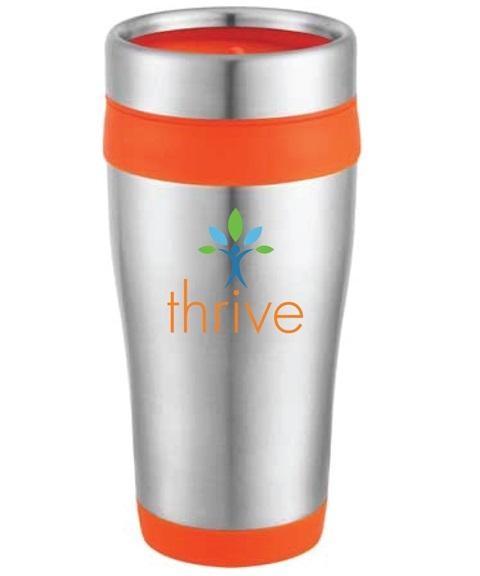 THRIVE Travel Mug